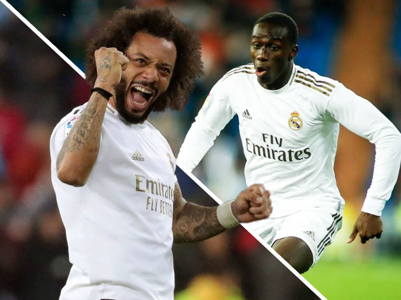 Marcelo VS Mendy