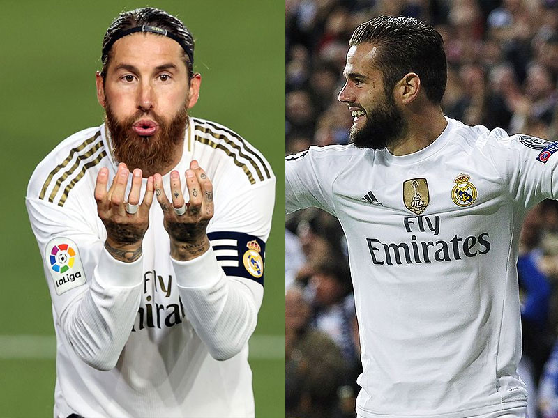 Sergio Ramos VS Nacho