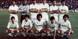 Real Madrid, temporada 87-88.