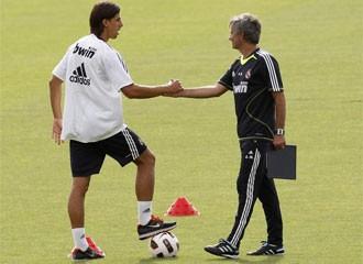 Mourinho liberar a sus jugadores de la concentraci n del for Proximo partido del real madrid