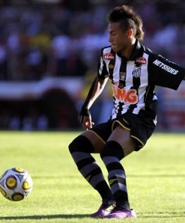 Neymar Sigue Brillando En El Campeonato Brasile O