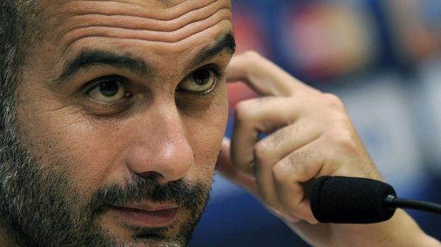"""غوارديولا:""""سنلعب للفوز واذا لم نحققه سأهنئ الريال وأبدأ الاستعداد للعام القادم""""."""