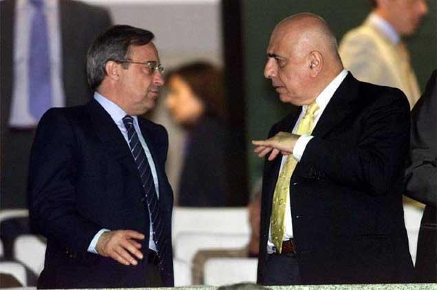 Galliani viaja a Madrid y pretende volver acompañado