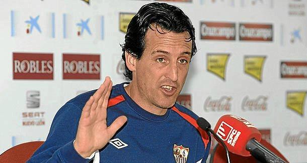 """Emery: """"La cantidad a pagar por Bale es inmoral"""""""