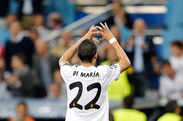 """""""Man Utd"""" Di Mariya uchun 30 mln to'lamoqchi"""