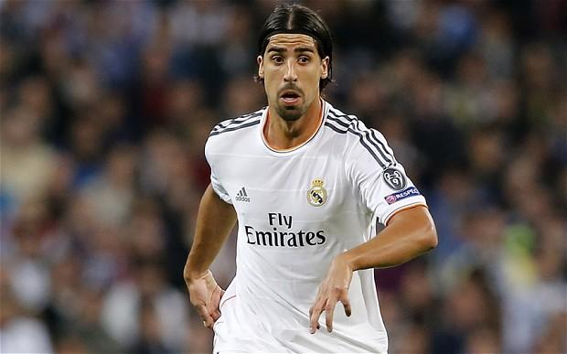 El Real Madrid CF ya tiene sustituto para Khedira