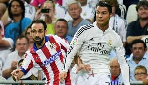 Cristiano Ronaldo ante Juanfran