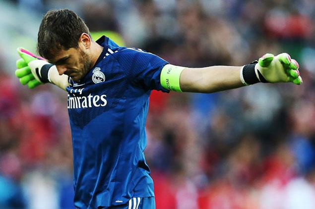 El Real Madrid quiere negociar la salida de Casillas