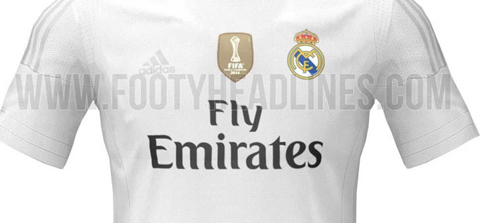 181ff0475395d Real Madrid  así sería la nueva camiseta para la temporada 2015-16 ...