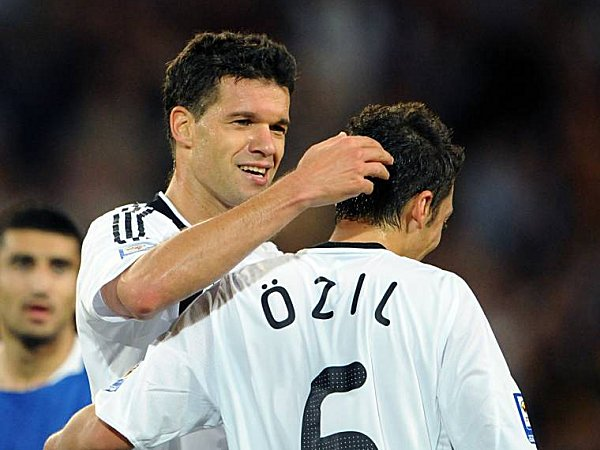 Real Madrid News Now, Ballack : Ozil made a mistake to leave Real Madrid