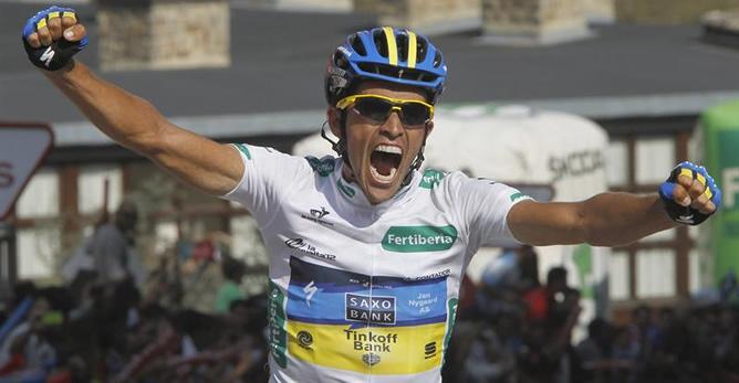 El reto más grande de Alberto Contador
