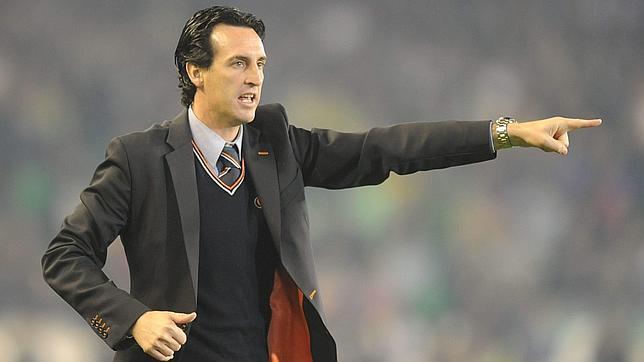 """La nueva """"locura"""" que prepara Emery para visitar Mestalla"""