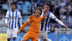 Real Madrid-Real Sociedad