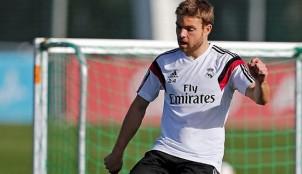 Illarramendi volvi� a entrenar este lunes con el Real Madrid