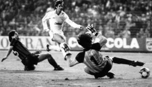 Remontadas del Real Madrid