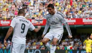 Cristiano Ronaldo le tiene ganas al Barcelona