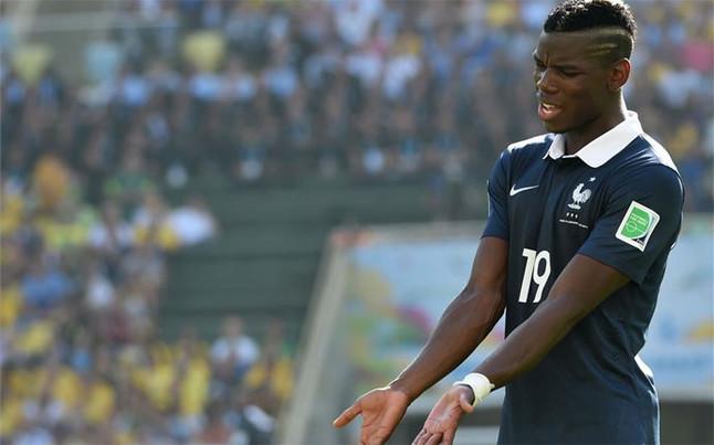 9879c8aecf FRA  Paul Pogba mejora los números de Zidane