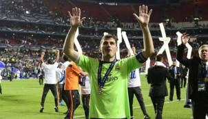 El Real Madrid celebra la D�cima