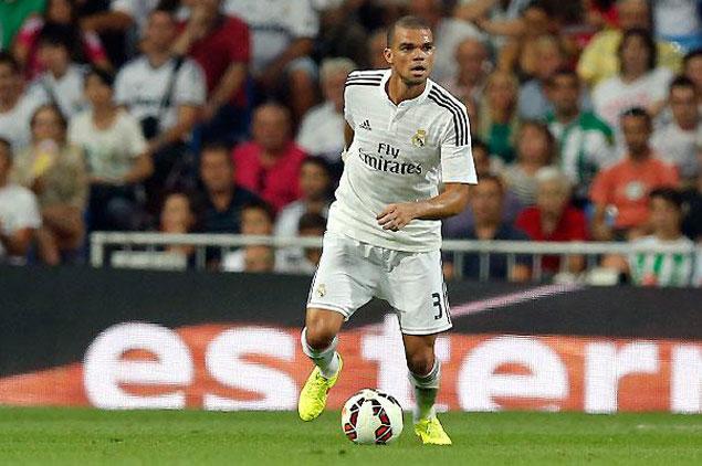 El Real Madrid puede tener preparado un recambio de renombre para Pepe