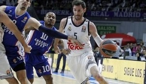 Real Madrid Anadolus Efes