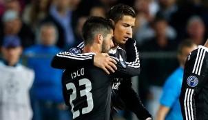 Cristiano Ronaldo e Isco