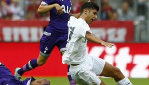 Marco Asensio debut� con el Real Madrid