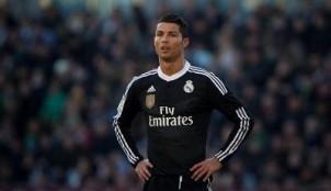 Expulsion Cristiano Ronaldo