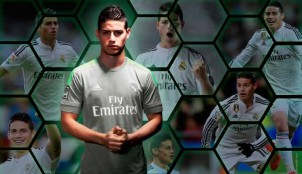 Wallpaper de James Rodr�guez