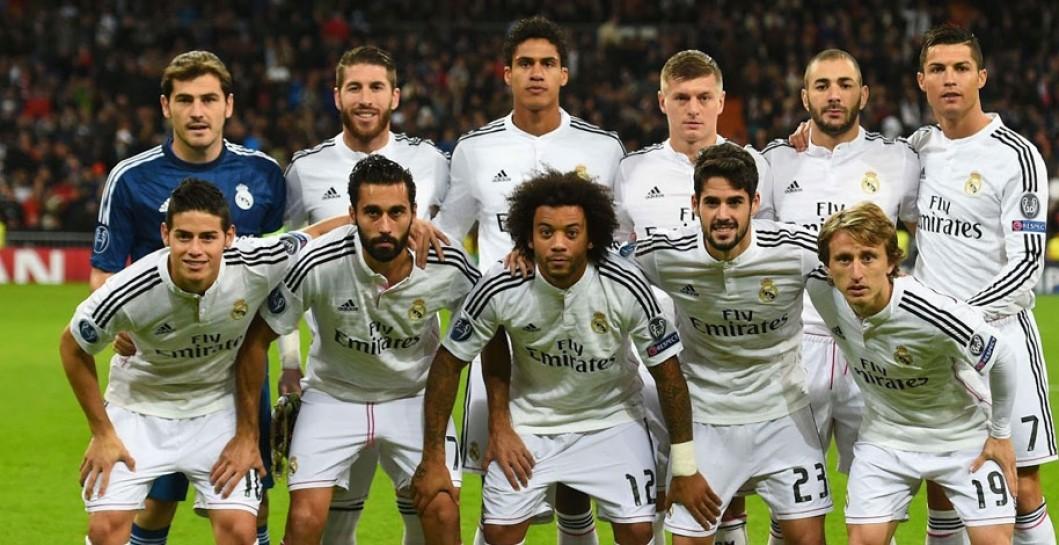 A día 7 de julio, el Real Madrid tiene 26 jugadores en \'plantilla ...