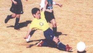 Isco celebra su gol al Madrid hace tres temporadas