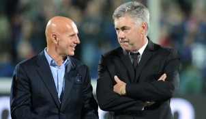 Sacchi y Ancelotti