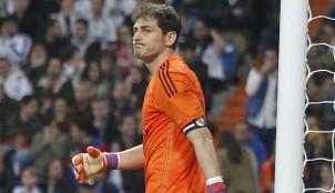 Iker Casillas se lamenta