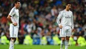 Cristiano Ronaldo y Bale