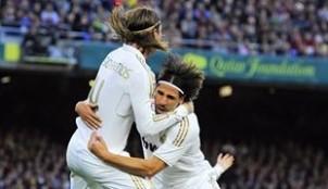 Sergio Ramos y Sami Khedira