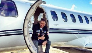 Karim Benzema vol� de regreso a Madrid