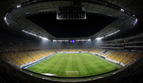 Lviv Arena Stadium