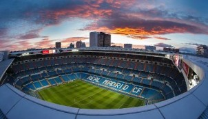 Estadio Santiago Bernab�u