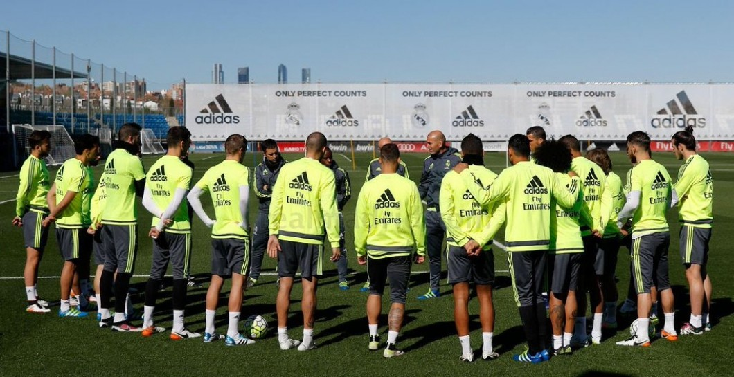 Equipo, Real Madrid