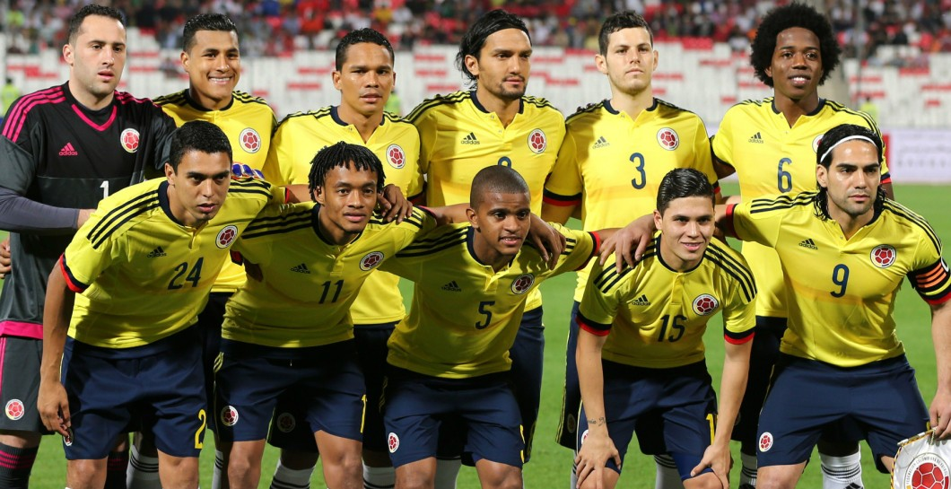 Seleccion colombiana