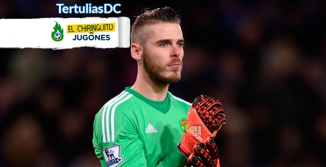 David De Gea, El Chiringuito