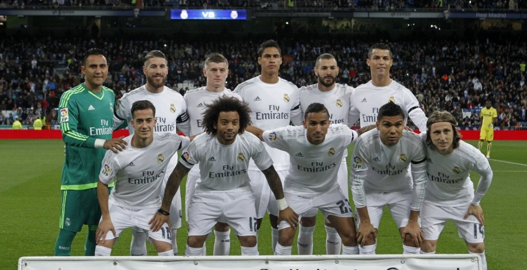 once, Real Madrid, Villarreal
