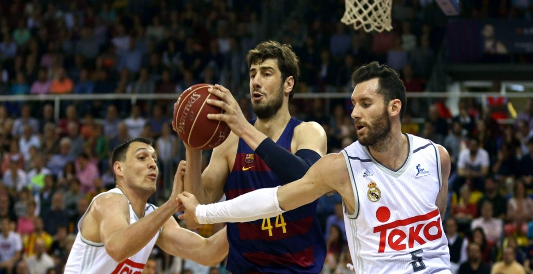 Barcelona, Real Madrid, Baloncesto