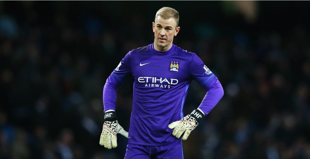 Joe Hart, Manchester City