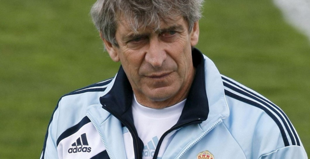 Manuel Pellegrini, Real Madrid