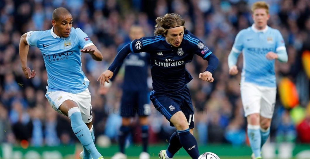 Modric, Manchester City, Real Madrid
