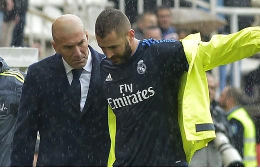 La medida 'drástica' de Benzema para jugar el miércoles