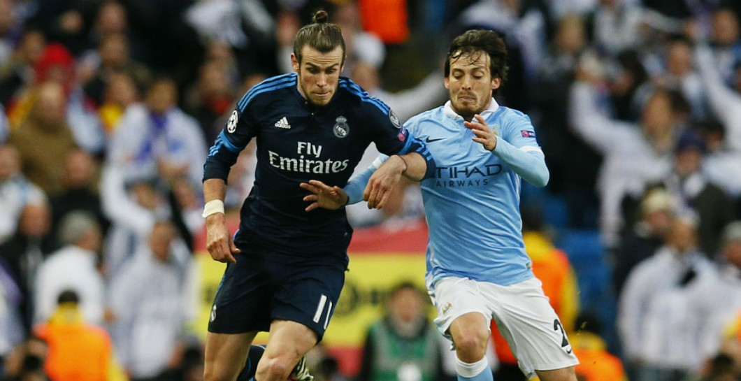 Silva, Manchester City, Real Madrid