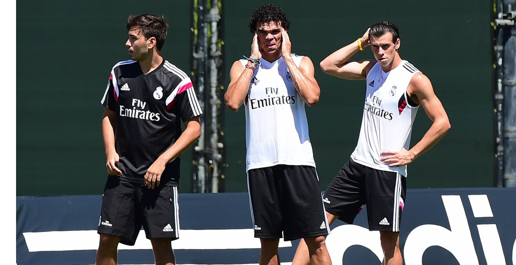 Real Madrid, pretemporada