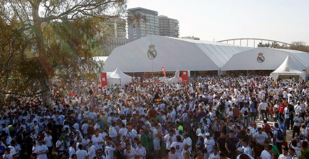 Fan Zone Real Madrid