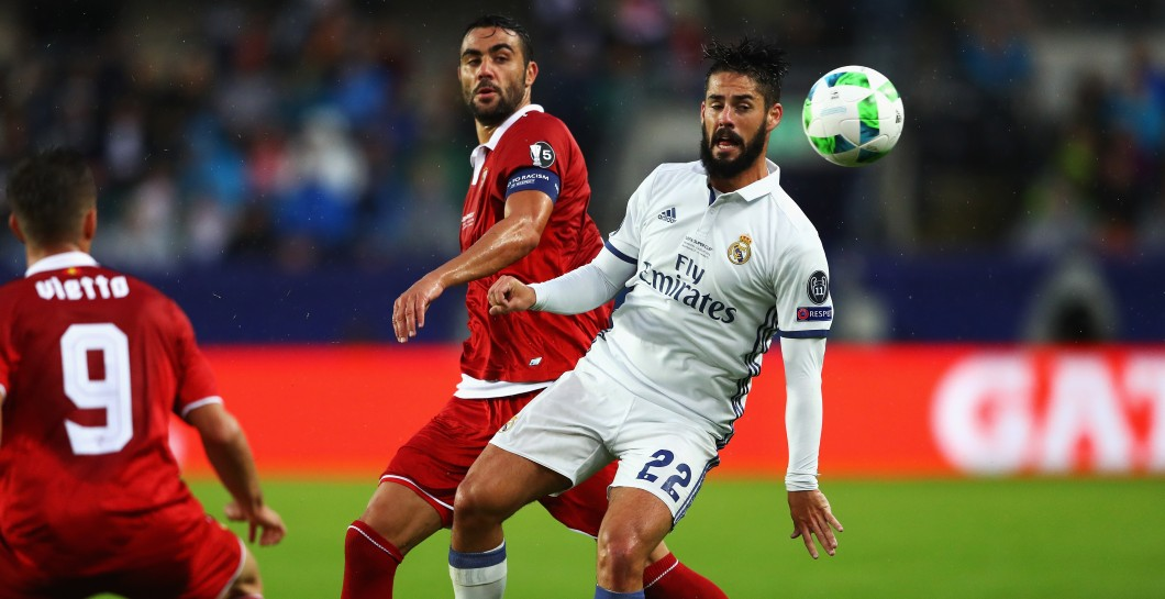 Real Madrid, Sevilla, Supercopa de Europa